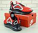 Мужские кроссовки Nike Air Max 720 Red (Найк Аир Макс красные), фото 2