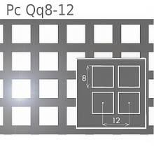Перфорированный лист Pc Qq8-12