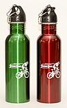 Бутылка для воды (750 мл)  + Карабин, фото 4