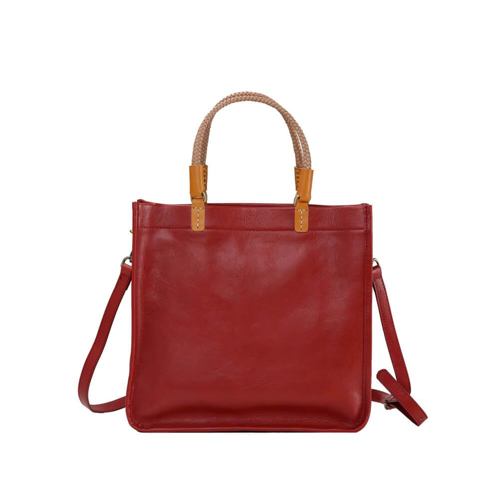 5cf17e0b379f Женская сумка L.D M47W-71040R Красная (vcDOqXQ) - Интернет-магазин MishOk в