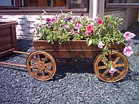 Воз декоративный для цветов