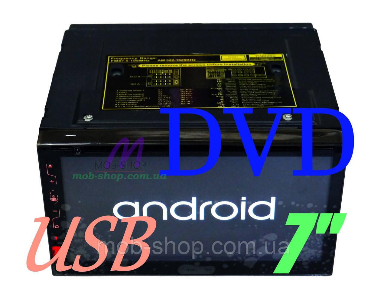Автомагнитола пионер Pioneer 6309 DVD+GPS+4Ядра+1Gb/16Gb+Adnroid