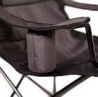 """Кресло """"Мастер карп"""" d16 мм Зеленый Меланж , фото 2"""