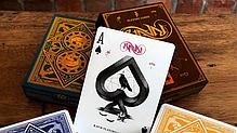 Карты игральные   Ravn Sol Playing Cards, фото 2
