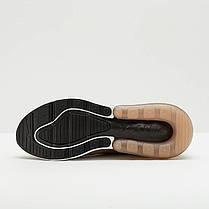 """Кроссовки Nike Air Max 270 """"Бежевые\Коричневые"""", фото 3"""
