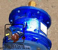 Мотор - редуктор 3МП 40 фланцевый - 4 об/мин с эл. двиг. 0,18/1000