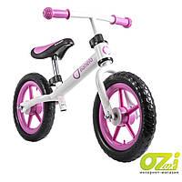 Велобег Lionelo FIN розовый
