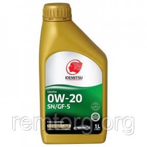 Моторное масло Idemitsu 0W-20 1л