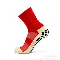 Футбольные носки Trusox (красные)