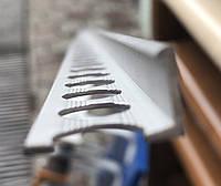 Уголок для укладки плитки! Алюминиевый!Прямой!, фото 1