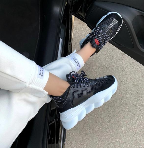 Кроссовки женские крос 2 Chainz. ТОП КАЧЕСТВО!!! Реплика класса люкс (ААА+)