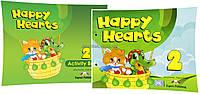 Английский язык / Happy Hearts / Pupil's+Activity Book. Учебник+Тетрадь (комплект), 1 / Exspress Publishing