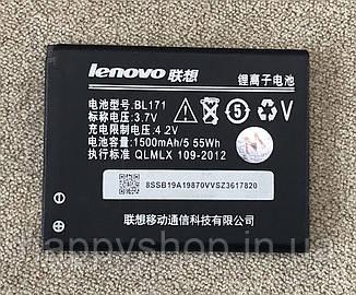 Аккумуляторная батарея для Lenovo A319 (BL171) high copy, фото 2