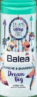 Детский Гель для душа и шампунь 2в1 Balea Dream Big 300мл.