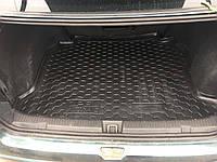 Avto-Gumm Резиновый коврик в багажник Opel Astra G 1998- седан от Auto Gumm