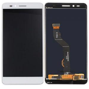 Дисплей с тачскрином Huawei Honor 5X, X5, GR5 (KIW-L21) (2016) белый в рамке