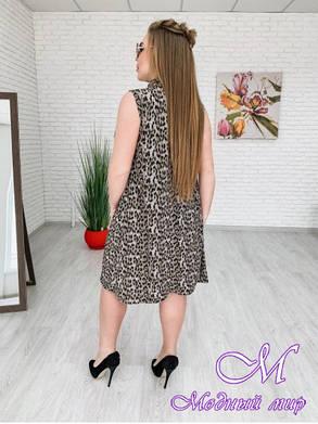 Летнее платье большого размера (р. 42-90) арт. Лето, фото 2