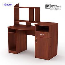 Стол компьютерный с надстройкой Комфорт-2, фото 3