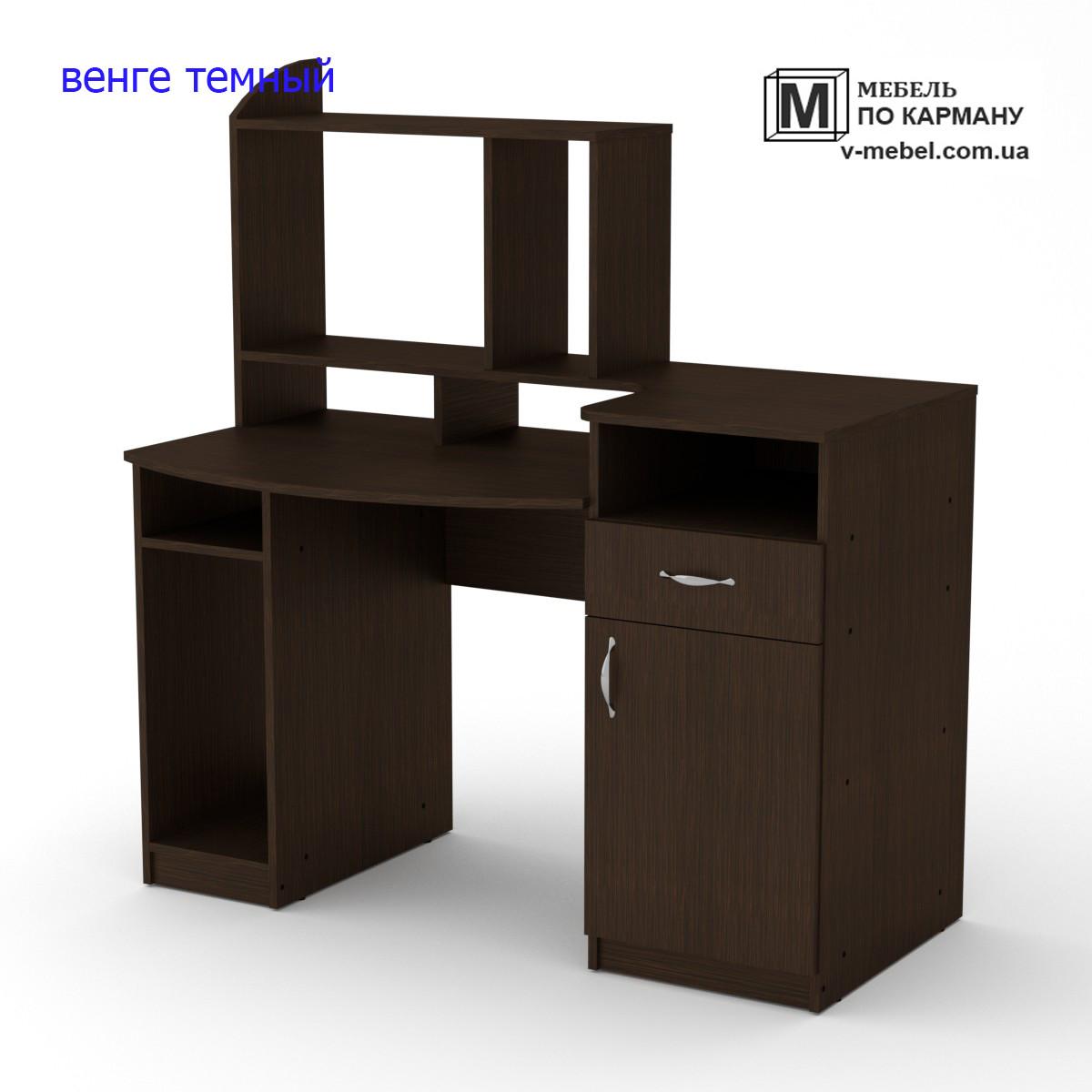Стол компьютерный с надстройкой Комфорт-2