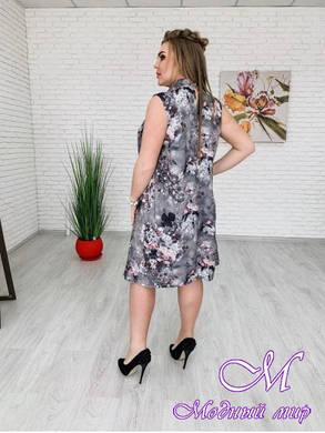 Летнее платье больших размеров (р. 42-90) арт. Лето, фото 2