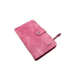 Женский кошелек Baellerry Miracle JC224 Pink розовый, женское портмоне, клатч