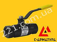 Краны шаровые муфтовые стандартнопроходные LD Ду 15 Ру 40