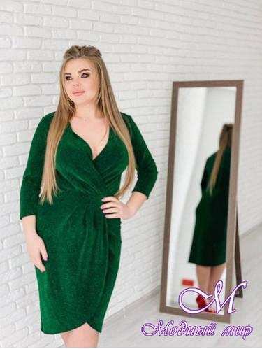 a2e22ad9121a10e Платья больших размеров — купить платье для полных женщин в интернет  магазине Модный Мир