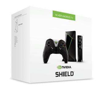 Медиаплеер NVIDIA Shield Android TV + КОНТРОЛЛЕР