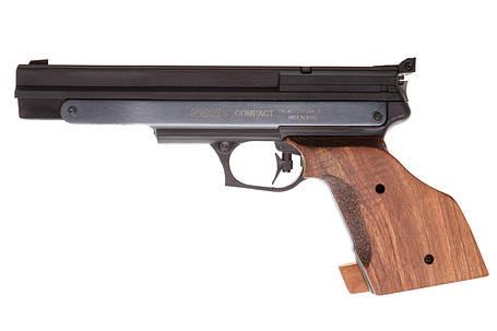 6111027 Пневматический пистолет Gamo Compact, фото 2