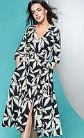 Платье льняное Крокус, фото 1