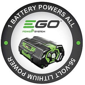 Аккумуляторная батарея EGO BA1120E 56 В 2 А (80687), фото 2