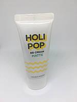 Матирующий BB-крем с солнцезащитным фактором Holika Holika, светлый оттенок, 30 мл, SPF 30.