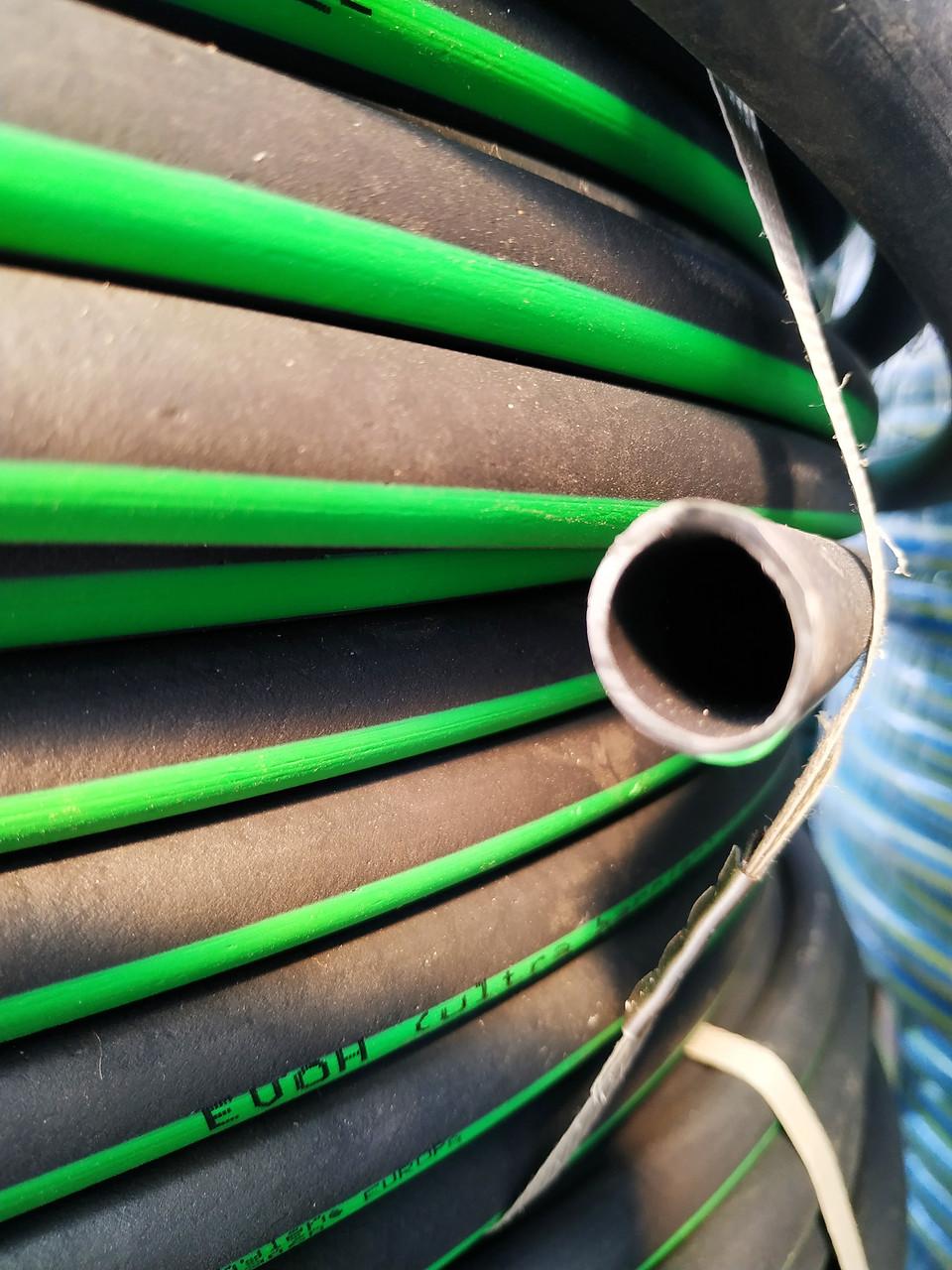 """Капельный полив. Трубка многолетняя.Слепая (без дырок). Ø16мм.\бухты 100,200м\ """"Evoh"""" Турция"""