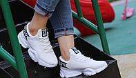 Стилиные женские кросовки Экокожа