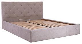 Кровать Бристоль Стандарт Мисти Mocco, 90х190 (Richman ТМ)