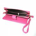 🔥✅ Женский кошелек Baellerry Elect New 3846 Pink розовый, женское портмоне, клатч, фото 6