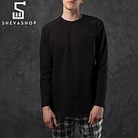 Лонгслив мужской ТУР Shazam черный, фото 1