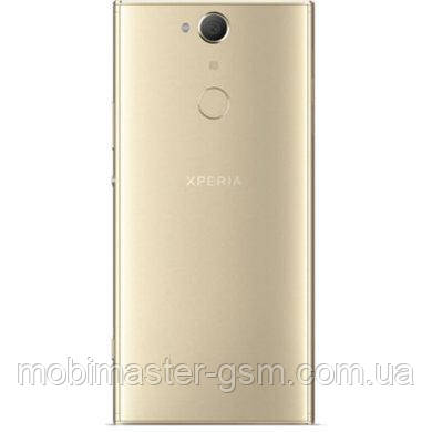 Задняя крышка Sony H4413 Xperia XA2 Plus gold, фото 2