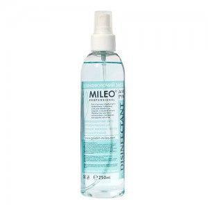 Дезинфицирующее антисептическое средство для рук Mileo  250мл