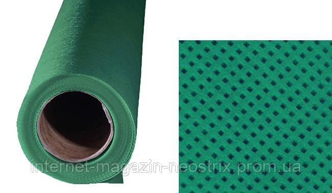 Студийный полипропиленовый фон F&V 1,6х5 м (темно-зеленый)