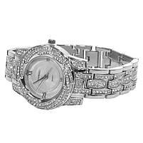 ➢Стильные часы BAOSAILI BSL1030 Silver модный аксессуар для девушек наручные женские часы, фото 5
