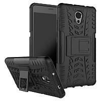 Чехол Armor Case для Lenovo Vibe P1 Черный