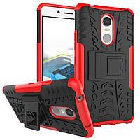 Чехол Armor Case для Lenovo K6 Note Красный