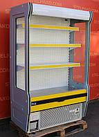Холодильная горка (Регал) «Cold» 1.2 м. (Польша), идеальное состояние Б/у, фото 1
