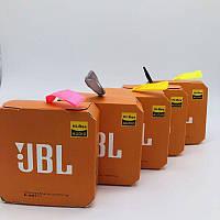 Вакуумные наушники JBL T01 с микрофоном