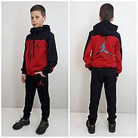 Детский спортивный костюм трикотаж Найк | Трикотажный спортивный костюм для мальчика