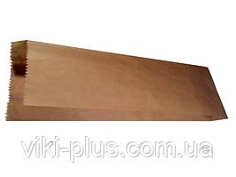 Пакет паперовий 10*7*23 см бурий(1000шт/уп)