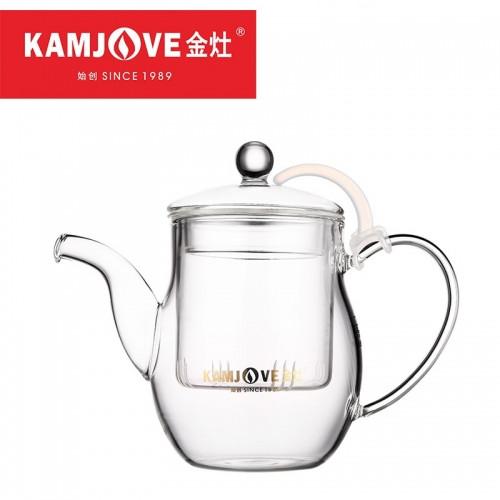 Cтеклянный заварочный чайник Kamjove AC-10, 500 мл