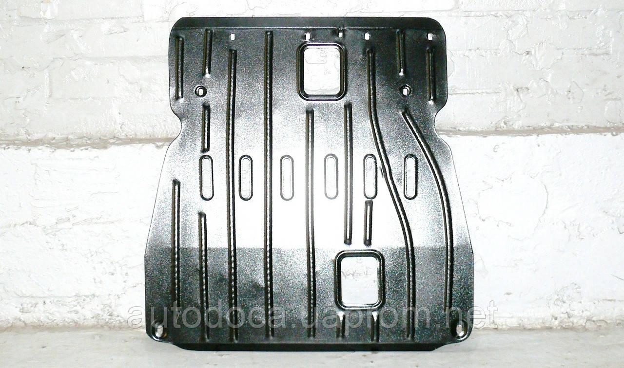 Защита картера двигателя и кпп Chery Kimo A1 2007-