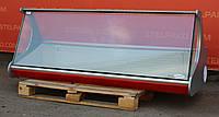 Холодильная витрина гастрономическая настольная «Днепр» 1.8 м. (Украина), компактная, Б/у , фото 1